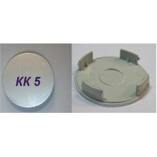 Колпачок (заглушка) литого диска KK-5 D56 Silver