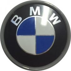 Колпачок (заглушка) литого диска BMW D54 Color-chrome