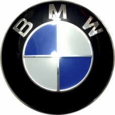 Колпачок (заглушка) литого диска BMW D65 Color-chrome