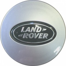 Колпачок (заглушка) литого диска Land Rover D47 Silver-dark green
