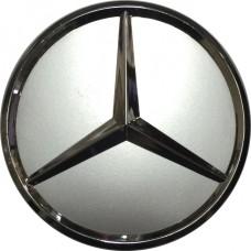 Колпачок (заглушка) литого диска Mercedes D70 Silver-chrome